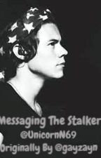 Messaging The Stalker // H. S. by UnicornN69Neringa