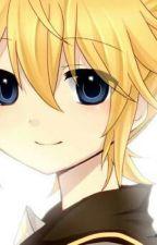 Smile Len X Reader by XxXRinKagamineXxX