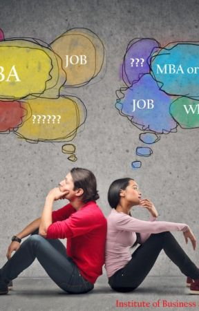 Why to choose an MBA for Post Graduation by ibsarmumbai