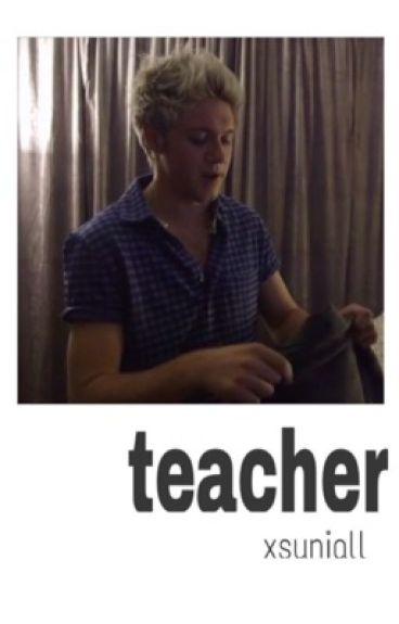 teacher ; njh [en pause]