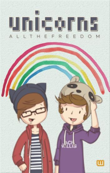 Unicorns || AU Larry