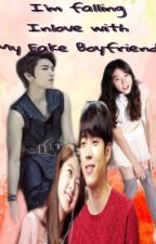 I'm Falling Inlove With My Fake Boyfriend by rorodlyn