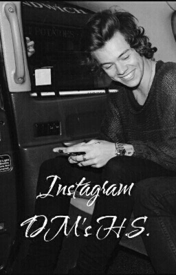 Instagram DM's H.S.| #Wattys2016