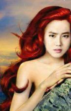 My mermaid by Suhohunhan-Dream