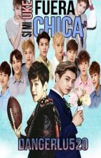 Si mi uke fuera chica || EXO by BBlueHan16