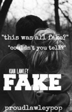 fake // k.l by proudlawleypop