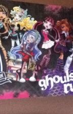 Monster high Ghoul friends forever by nicolenorthey01