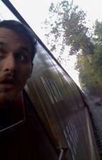 A Train Hop Away by JosephRenne