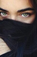 Green Eyes by TakeYourChance_
