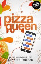 Pizza Queen. by loffxbuks