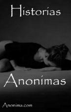 Historias anónimas by IBaneada