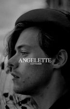Angelette ▪ Harry Styles by MrsZaynMalik24