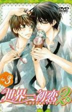 mi rival se convirtio en ¿mi enamorado? (yaoi)sekaiichi Hatsukoi by Eiten_Yoshiyuki