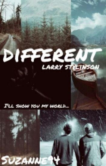 different; stylinson✔