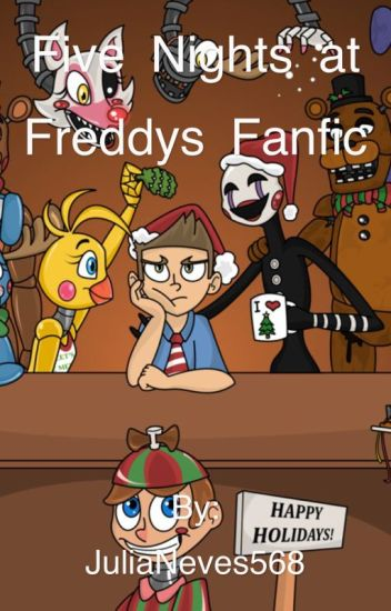 Five Nights at Freddys Fanfic {CONCLUÍDA}