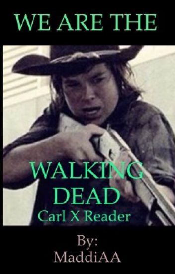 WE ARE THE WALKING DEAD [CARL X READER]