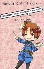 Hetalia x male reader oneshots by I_love_my_Sasha