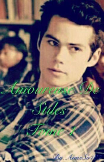 Teen Wolf - Amoureuse De Stiles (TOME 1)