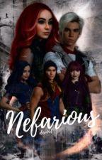 Nefarious ∆ Descendants by -Devoid