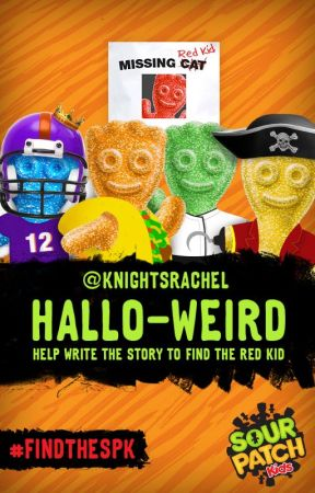 Hallo-weird by sourpatchkids