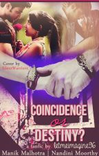 MaNan - Coincidence or Destiny?  by thatlogophilexx
