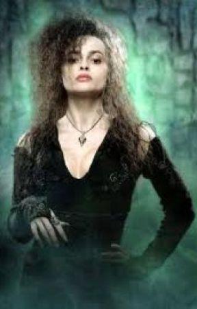 Bellatrix Lestrange's Daughter by lollipophihello