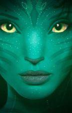 The Green Avatar by kakafink