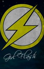Girl Flash by FawnBlair