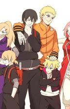 Into The Future!! (Naruto Fanfic) by SuperFanGirl20