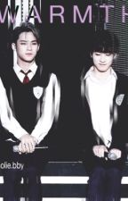 WARMTH || Meanie Couple Fanfiction by hansolie_bby