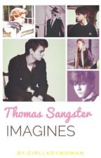 Thomas Sangster Imagines by GirlLadyWoman