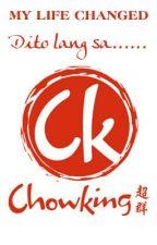 Dito lang sa Chowking [One Shot] by walangmagawa1210