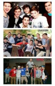 Mythical High: O2L and Magcon by 00PrettyLame00