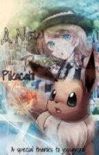 A new pokemon...... by Flickerleaf