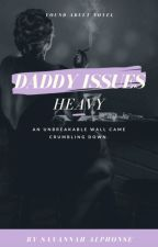 Daddy Issues (Wattys 2017) by UntoldLines
