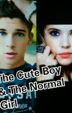 The Cute Boy & The Normal Girl by RedCuteCherry09