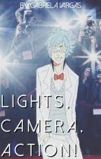Lights, Camera, Action! {Rigby X Mordecai} by strangleme