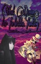 That demon, Her Forbidden Fantasy by quillpeninkwell