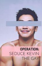 Operation: Seduce Kevin the Gay by AlySpade