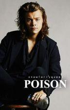 Poison • l.s. au!criminal by snowlarryqueen