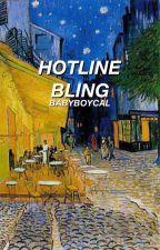 hotline bling; malum by babyboycal