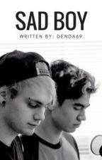 sad boy // malum by Denda69