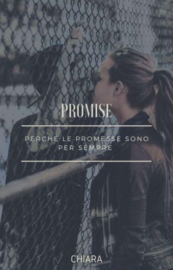 Promised ~ (#WATTYS2017)