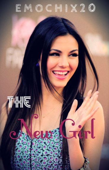 The New Girl #wattys2016
