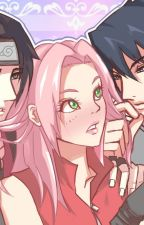 Between Them (Sai x Sakura x Sasuke) by pinatpinut