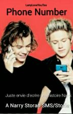 Phone number [Narry] ✓ by LarryLoveYouToo