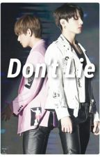 Don't Lie (BTS Malay fanfic) by thennco_