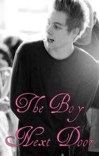 The Boy Next Door || L.H. by wonderwoman0115