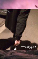 skype ➸ phan by -dancingwithaknife