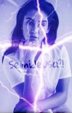 Semideusa?! (Hiatus) by SweetCaty
